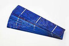 20 PCS 1x6 Solar Cell Cells DIY for 10W 12V Solar Panel Tab Gift String Light