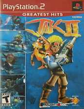 Jak II Greatest Hits (Sony PlayStation 2, 2004) Brand New Factory Sealed