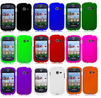 Faceplate Hard Cover Case for Samsung Galaxy Discover SCH-R740C R740C Phone