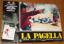 Fotobusta LA PAGELLA  (1970)   originale   46x66 - used - Marc POREL Grassia