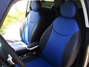 FIAT 500 VINYL CUSTOM SEAT COVER