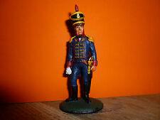 SOLDAT DE PLOMB DELPRADO DE L EMPIRE = CAPITAINE ARTILLERIE A PIED ESPAGNE 1812