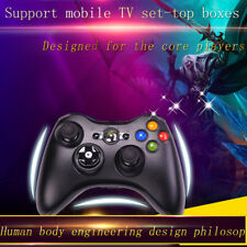 New Black Wireless Game Remote Controller Shell for Microsoft Xbox 360 AQ