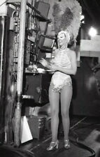 LINDSAY WAGNER LAUGHING FEMBOT THE BIONIC WOMAN RARE 1977 NBC TV PHOTO NEGATIVE