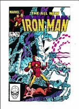 """Iron Man No.176    : 1983 :    : """"Turf"""" :"""