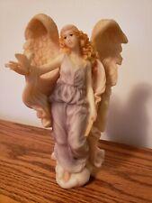 "Vintage 1993 Seraphim Classics Angel Figurine Isabel Gentle Spirit 7.5"""