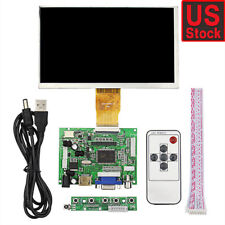 """10.1"""" TFT LCD Touch Screen Module 1024x600 Display Board For Raspberry Pi 3 B+"""