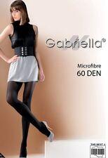Microfaser Strumpfhose 60 den Gabriella MICROFIBRA Blickdicht