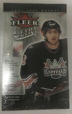 2005-06 Fleer Ultra Factory Sealed Hobby Hockey Box