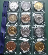 Jan Paweł II - 20-lecie diecezji bielsko-żywieckiej (12 monet)