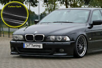 Spoilerschwert Frontspoiler ABS für BMW 5er E39 M5 M-Paket ABE Carbon Optik