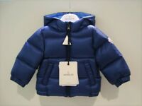 Giubbotto MONCLER   tg.6/9m,  9/12m bambino nuovo New macaire 6348