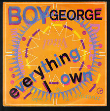 EVERYTHING I OWN - USE ME # BOY GEORGE