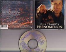 PHENOMENON Soundtrack 1995 USA CD REPRISE Peter Gabriel JJ Cale Bryan Ferry