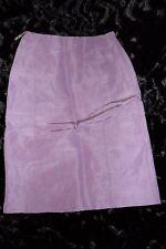 Vintage CHANEL HAUTE COUTURE light purple lilac skirt XS UK 6 ? # 76736