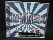 LOUDNESS The Sun Will Rise Again -U.S. MIX- JAPAN SHM CD Lazy Sly Mari Hamada