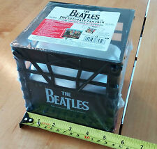 The Beatles Sgt Pepper's CD Kollector's Krate with EXTRA-Large T-Shirt SEALED