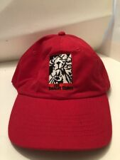 136 Th BELMONT STAKES HAT CAP Red