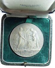 1913 ECOLE DES ARTS ET METIERS D'AIX by Borrel silver