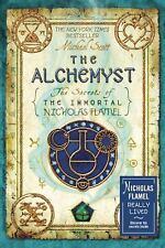 The Alchemyst: The Secrets of the Immortal Nicholas Flamel by Scott, Michael