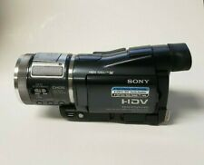 Sony Handycam HDR-HC1 Digital HD Camera Camcorder Mini DV HDV   ***UNTESTED***