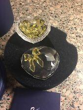 Swarovski Crystal Anna's Jewel Box New in Box 666890 / 7400 200 405           F