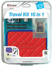 Nintendo 2DS Travel Accessory Kit 10 in 1 IT IMPORT XTREME INFORMATICA