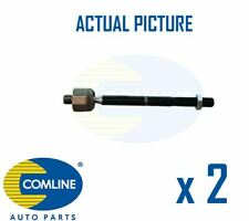 2 x FRONT TIE ROD AXLE JOINT TRACK ROD PAIR COMLINE OE REPLACEMENT CTR3195