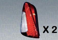 Coppia Fari Fanali posteriore sx e dx a led LANCIA MUSA 2007> 08> 09>