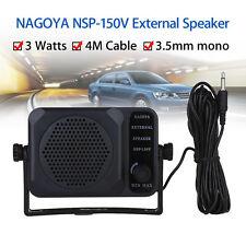 External Speaker NSP-150V For Kenwood For Motorola For ICOM Ham Radio Original