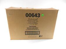 1992 Pro Set 'The Puck' Milk Chocolate Bar Case (6 Boxes/24 Packs Per)
