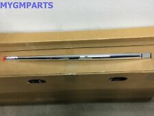 CADILLAC ESCALADE EXT PASSENGER CHROME REAR DOOR MOLDING 2007-2013 NEW 15876404