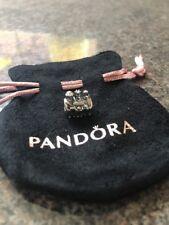 NEW genuine Pandora Christmas Three Wise Men S925 ALE silver & 14ct gold Charm