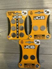 10 X JCB CR2032 CR2025 CR2016 3V Lithium Button Coin Cell Battery DL2032 mixed