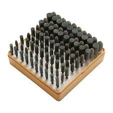 100pcs Abrasive Stone Point Grinding Head Wheel Tool Kit For Dremel Rotary Tool