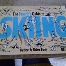 JOKE BOOK....THE FANATIC'S GUIDE TO SKIING!..