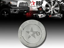 RBP CHROME PLATED ALUMINUM REPLACEMENT GAS DOOR COVER LOCK FOR 09-11 FORD F150