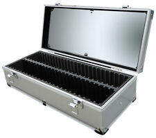 Aluminum Storage & Display Box Case for 50 PCGS or NGC Coin Slab Holders