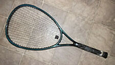 Wilson Sledge Hammer 4.8 Tennis Racket 110 Os head Racquet 4 1/4