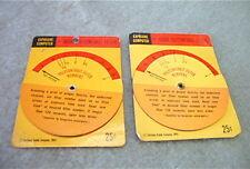 Kodak 1964 Exposure Computer'S