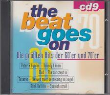 the beat goes on - Die Größten Hits der 60'er und 70'er  Vol.9 (Orginale)