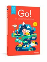 Go Red A Kids Interactive Travel Diary and Journal My Adventure Travel Journ
