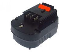 PowerSmart 12V 2.0Ah batería para Black & Decker SX5000 XTC12IKH A12 A12EX