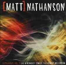 NATHANSON, MATT-LEFT VS RIGHT VOL.2  (US IMPORT)  CD NEW