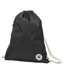 Black Converse All Star Cinch Drawstring Gym bag