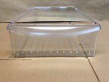 OEM Frigidaire Refrigerator MEAT PAN 240530811 / 240530803 *MACHINE POLISHED*