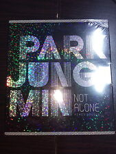 Park Jung Min First Single Album Not Alone CD NEW Sealed SS501 Rare OOP