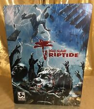 Dead Island Riptide: Special Edition  (PC, Windows XP, 2013) with steel case. Ra