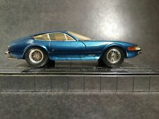 Heco Modeles 1/43 1972 Ferrari Daytona 365 GTB4, blue RARE