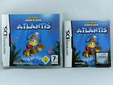 Moorhuhn Atlantis für Nintendo DS/Lite/XL/3DS - OVP+Anl. - Sehr guter Zustand